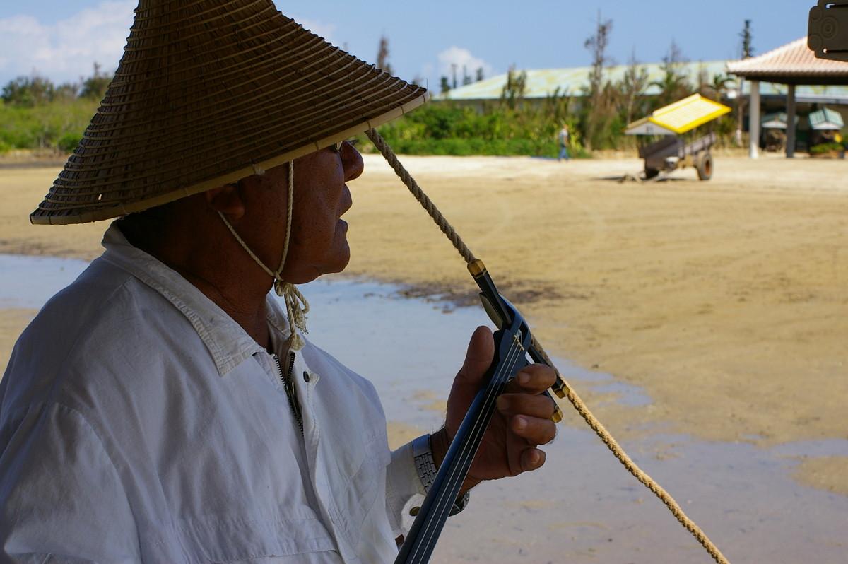 三線で楽しむ沖縄音楽